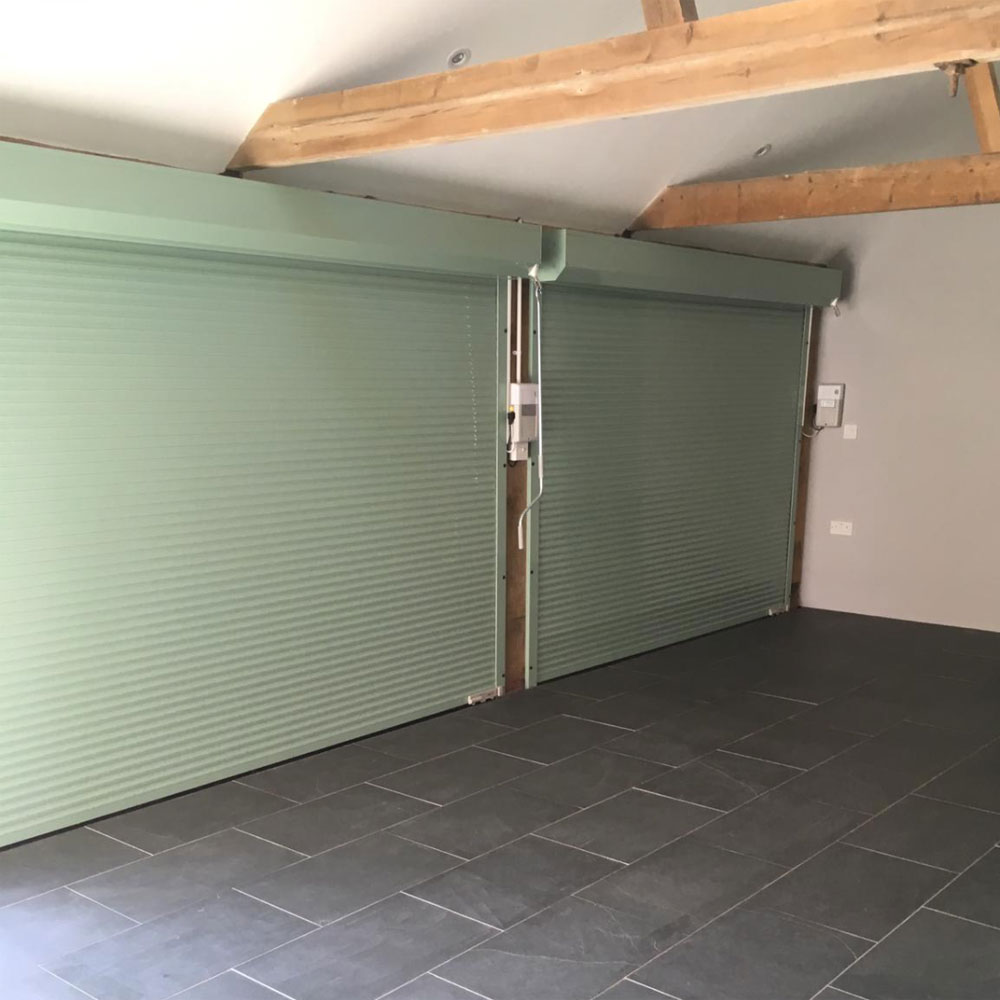 building refurbishment of garage - photo 4